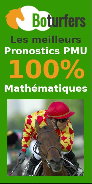 Découvrez le site Boturfers pour le pronostic PMU 100% mathématiques
